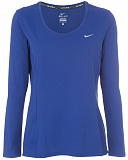Джемпер Nike DRI-FIT CONTOUR LONG SLEEVE