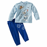 Костюм Puma FUN Tom  Jerry Jogger cool blue-surf th