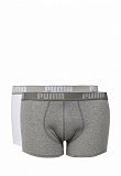 Трусы Puma Basic Shortboxer 2P