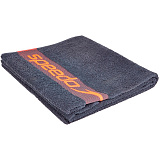 Полотенце Speedo Border Towel AU GREYRED