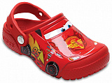 САБО Д Crocs Fun Lab Cars 3 Mo