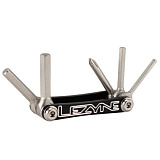 Набор инструментов Lezyne V 5 Multitool Чёрный