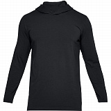 Футболка Under armour Baseline Hooded LS