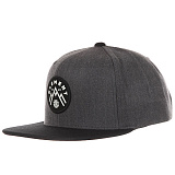 Кепка Element Trekker Cap Charcoal Heather
