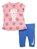 Костюм Nike kids NKG JDI TUNIC AND CAPRI SET