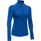 Лонгслив Under armour ColdGear Armour  Zip LS