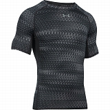 Футболка Under armour HeatGear Armour Printed Compression SS