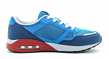 Кроссовки мужские Anta For Training Blue With Red Sole