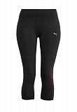 Бриджи Puma WT Essential 3 4 Tight Dark Gray Heather