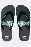 Сланцы мужские BILLABONG Tides Tribong Black