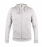Джемпер Umbro TALVI FZ HOODED TOP толстовка ((08M) сер XXL)