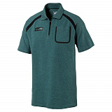 Поло Puma MAMGP Polo Deep Teal Heather